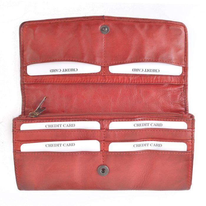 Kožená peněženka – 5105 NB CV