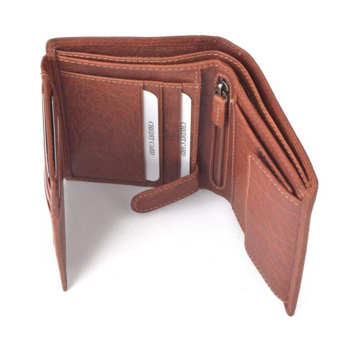Kožená peněženka – 5207 AND KO