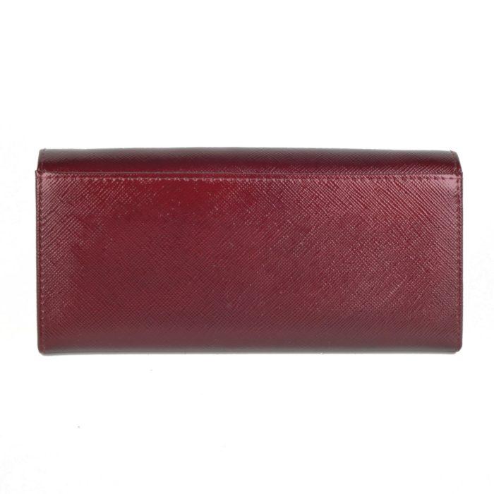 Peněženka bordó – 2110 D BO
