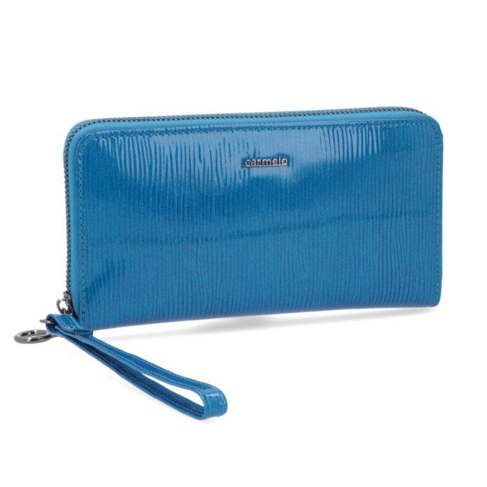 Kožená peněženka Carmelo – 2102 F M