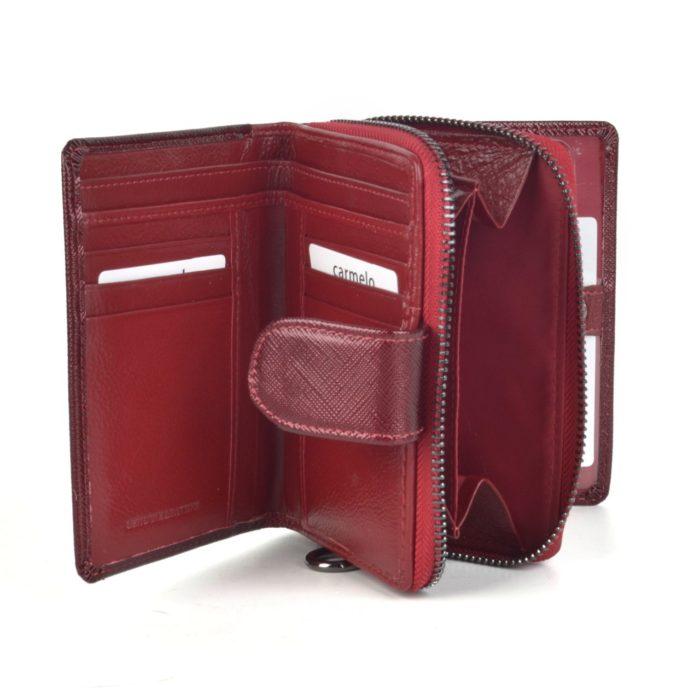 Kožená peněženka Carmelo – 2107 D BO
