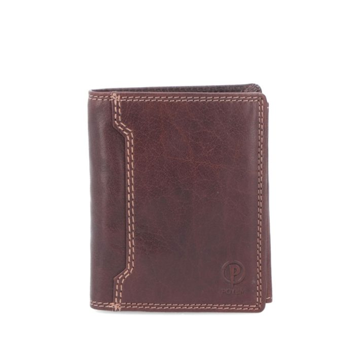 Kožená peněženka Poyem – 5207 AND H