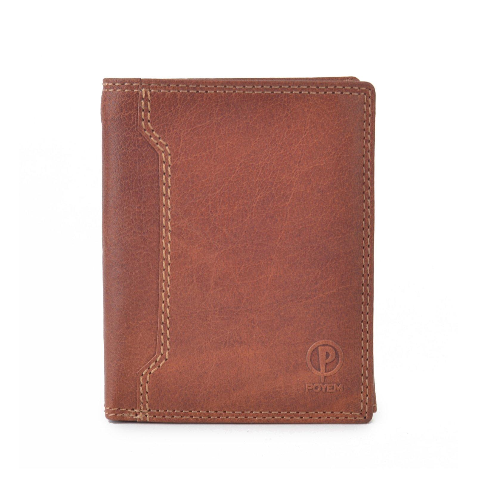 Kožená peněženka Poyem – 5207 AND KO