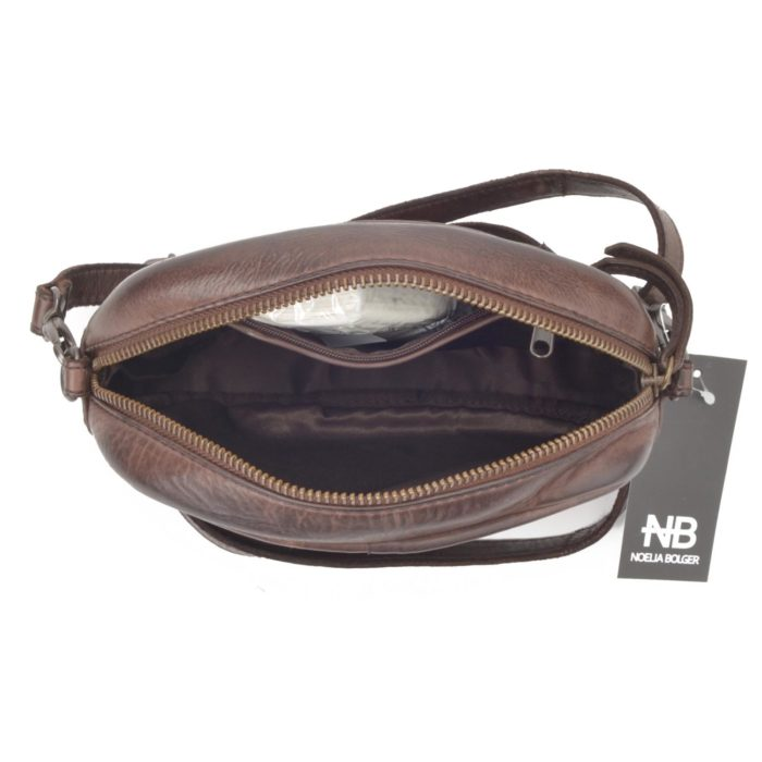Kožená kabelka Noelia Bolger – NB 2025 H