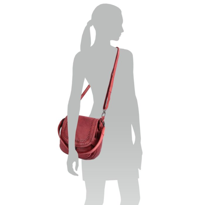 Kožená kabelka Noelia Bolger – NB 2030 CV