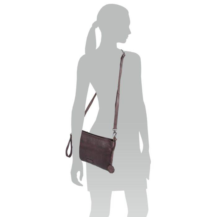 Kožená kabelka Noelia Bolger – NB 2040 H