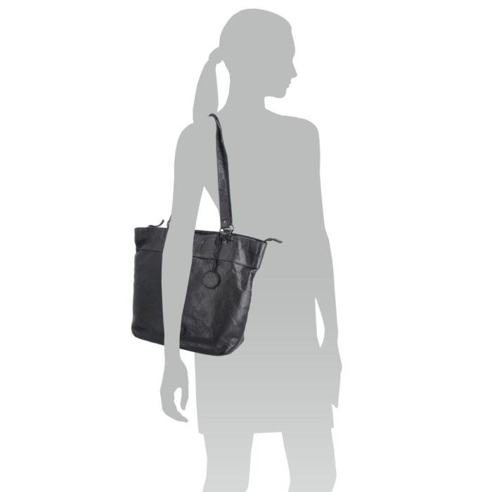 Kožená kabelka Noelia Bolger – NB 2042 C