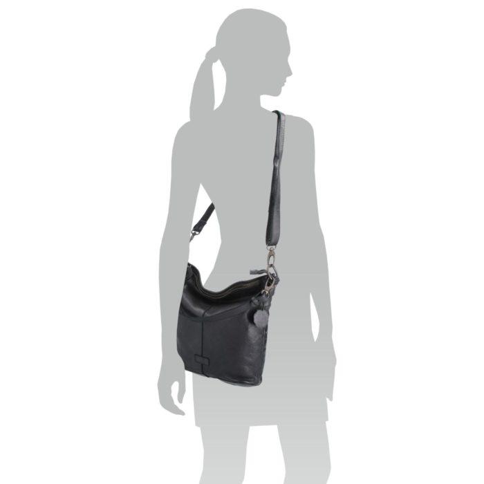 Kožená kabelka Noelia Bolger – NB 2043 C