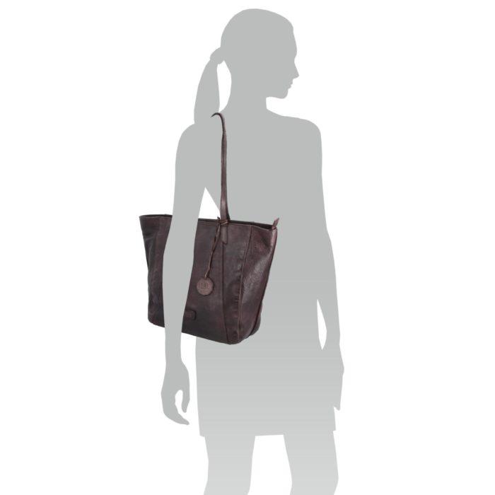 Kožená kabelka Noelia Bolger – NB 2045 H