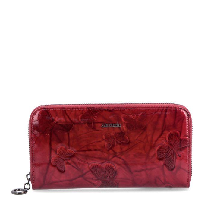 Kožená peněženka Carmelo – 2111 M CV