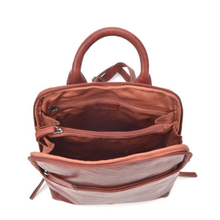 Kožený batoh Poyem – 2215 AND KO