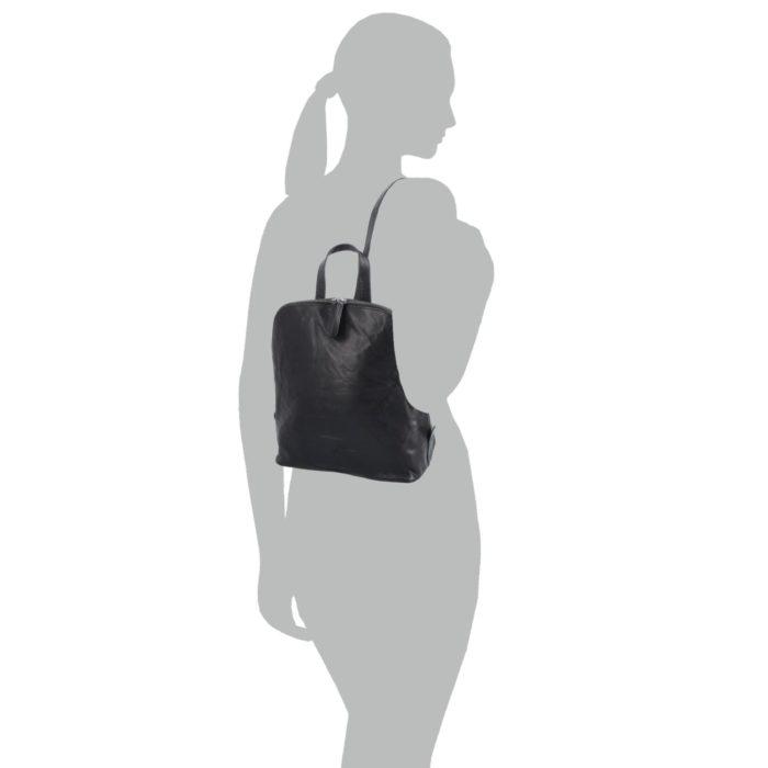 Kožený batoh Poyem – 2218 AND C