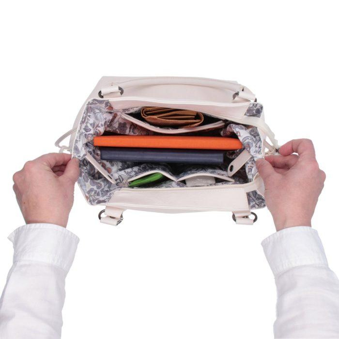 Kabelka přes rameno Carmelo – 4003 TS