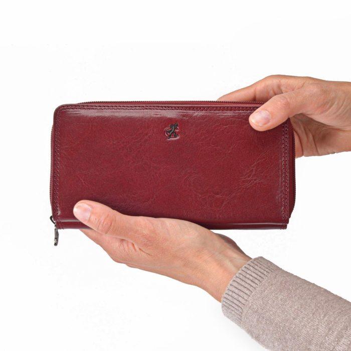 Kožená peňaženka Cosset – 4401 Komodo B