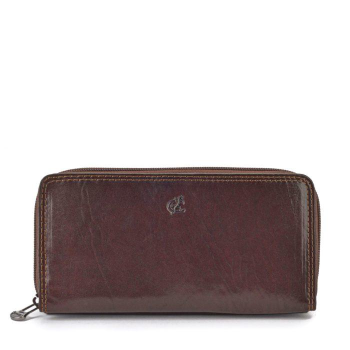 Kožená peňaženka Cosset – 4401 Komodo H