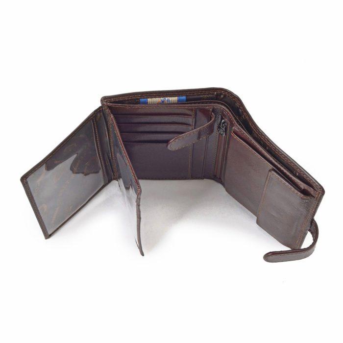 Kožená peňaženka Cosset – 4408 Komodo H