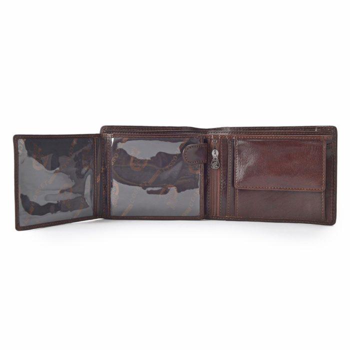 Kožená peňaženka Cosset – 4465 Komodo H