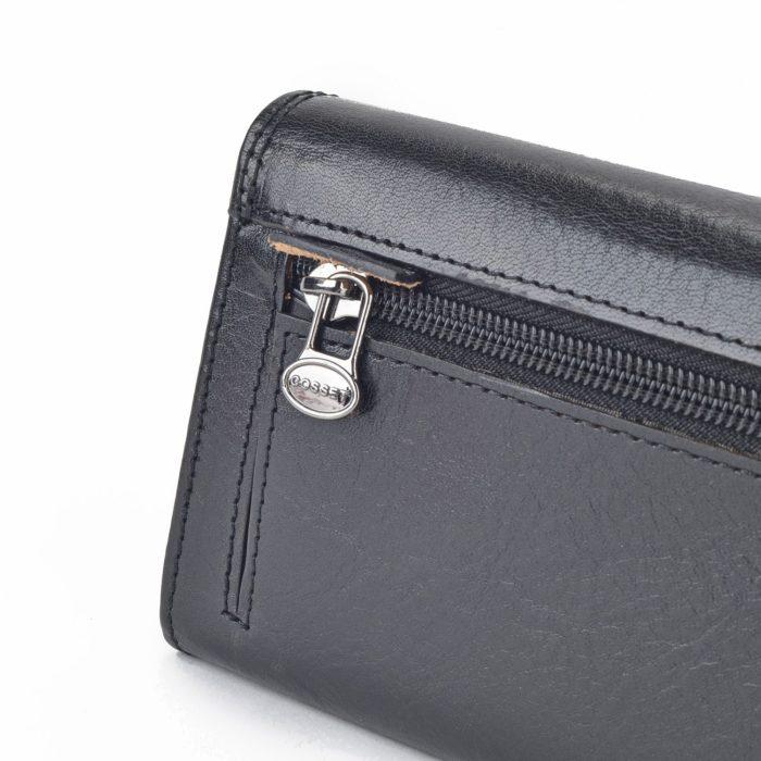 Kožená peňaženka Cosset – 4466 Komodo C