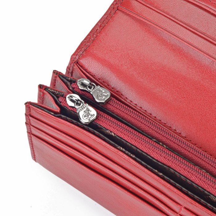 Kožená peňaženka Cosset – 4466 KomodoCV