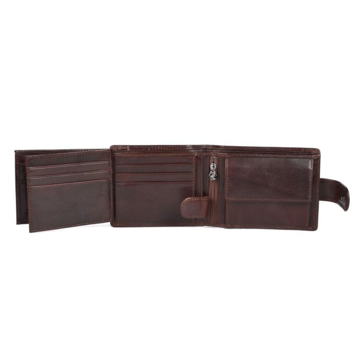 Kožená peňaženka Cosset – 4487 Komodo H