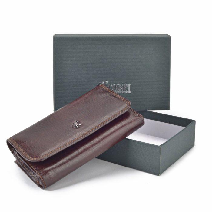 Kožená peňaženka Cosset – 4510 Komodo H