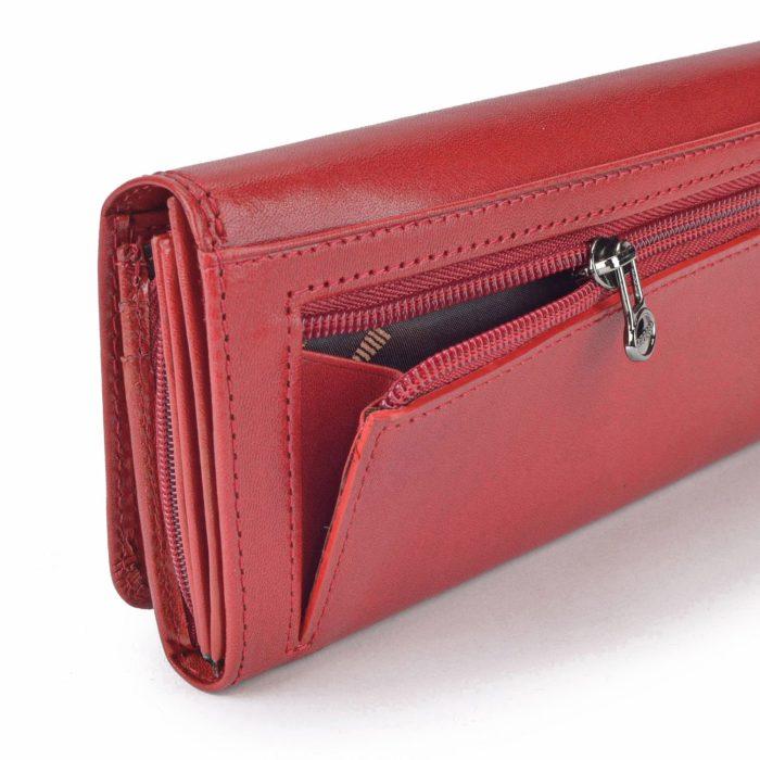 Kožená peněženka Cosset – 4467 KomodoCV