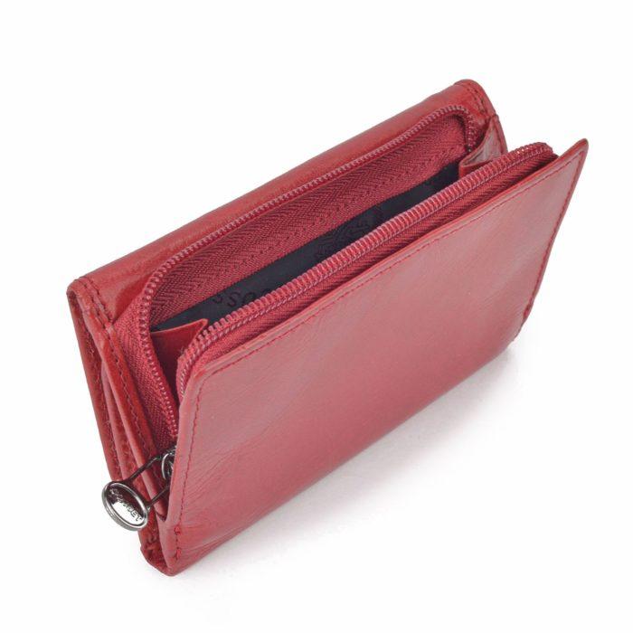 Kožená peněženka Cosset – 4510 KomodoCV