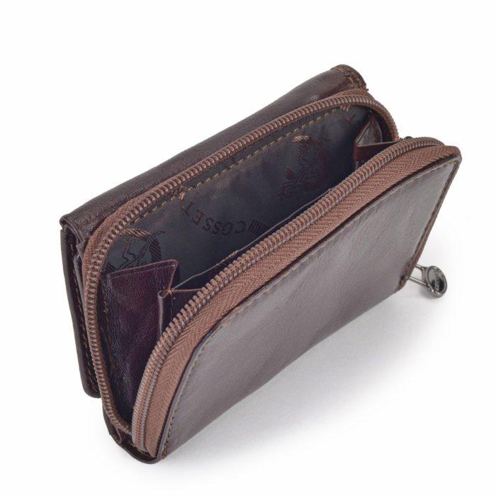 Kožená peněženka Cosset – 4511 Komodo H