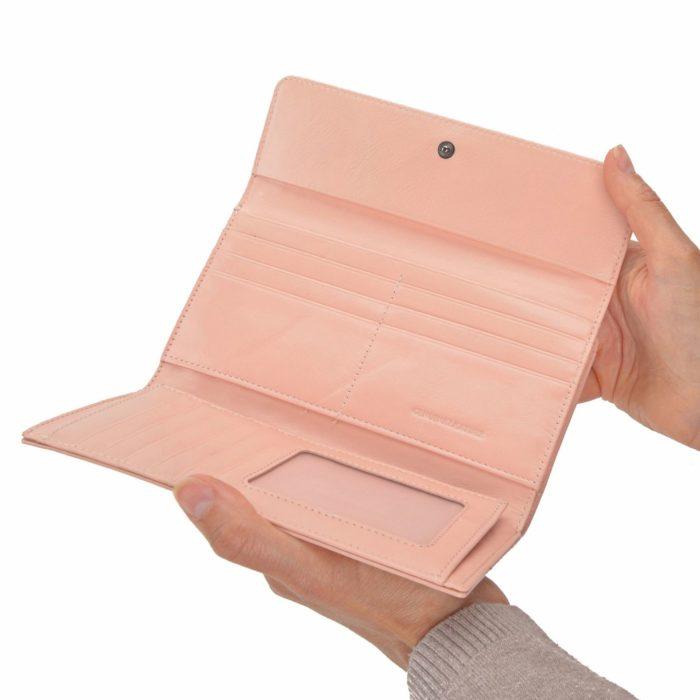 Kožená peňaženka Carmelo – 2103 P R