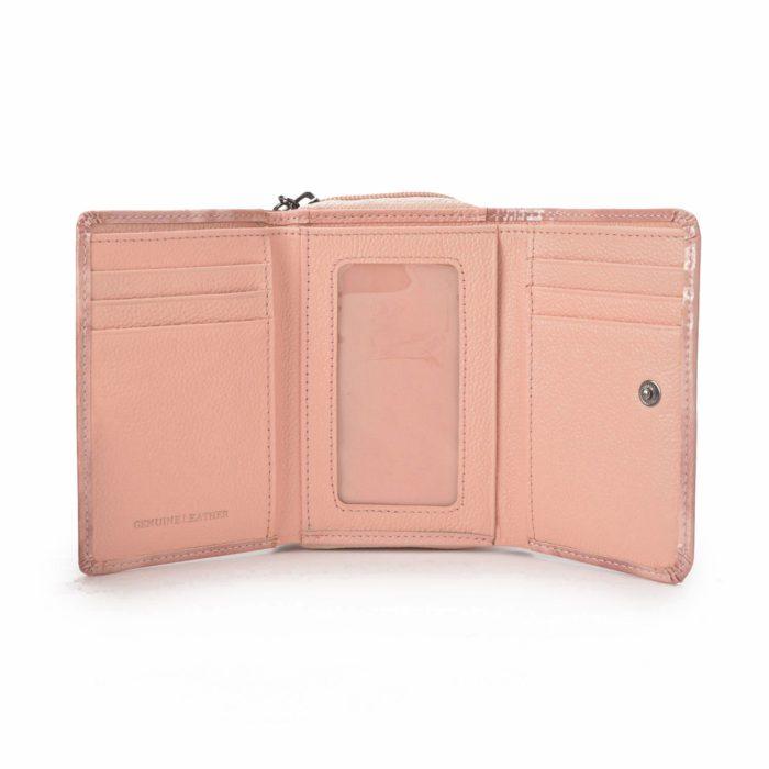 Kožená peňaženka Carmelo – 2105 P R