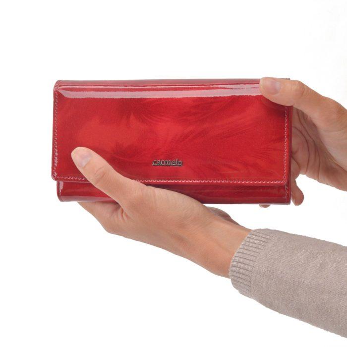 Kožená peňaženka Carmelo – 2116 P CV