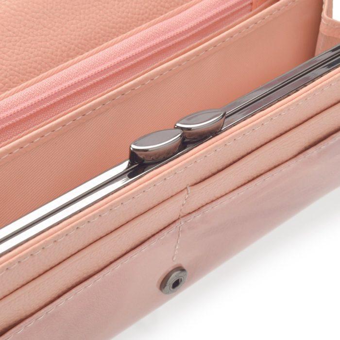 Kožená peňaženka Carmelo – 2116 P R