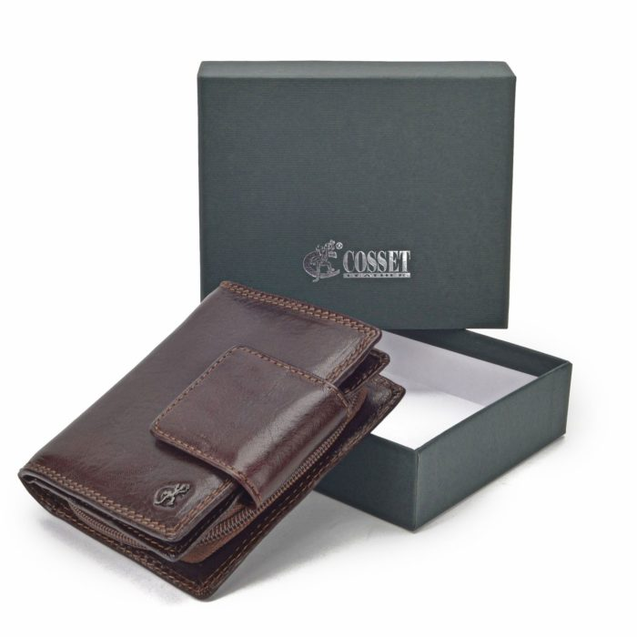 Kožená peňaženka Cosset – 4404 Komodo H