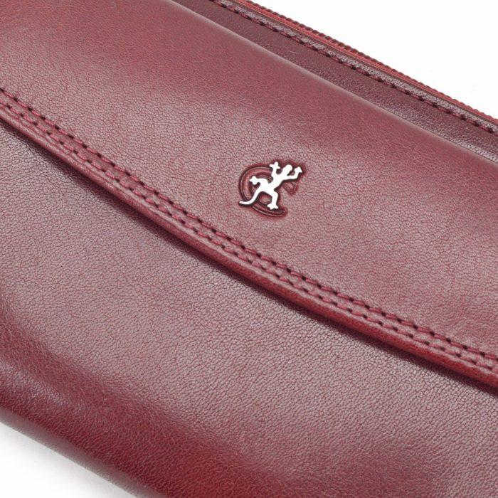 Kožená peňaženka Cosset – 4491 Komodo B