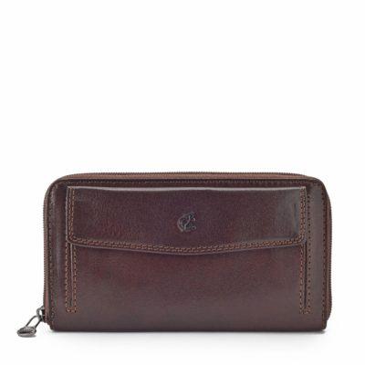 Kožená peňaženka Cosset – 4491 Komodo H