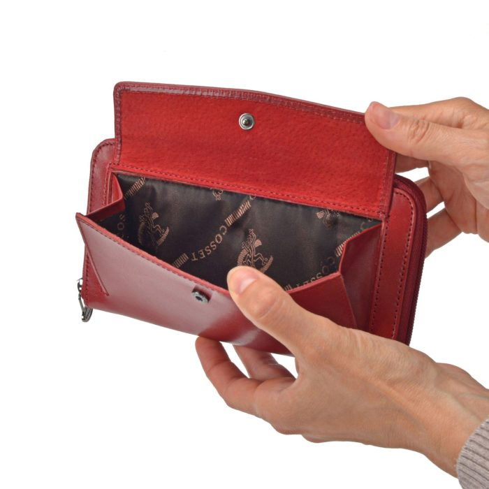 Kožená peňaženka Cosset – 4491 KomodoCV