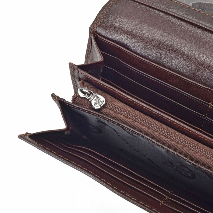 Kožená peňaženka Cosset – 4493 Komodo H