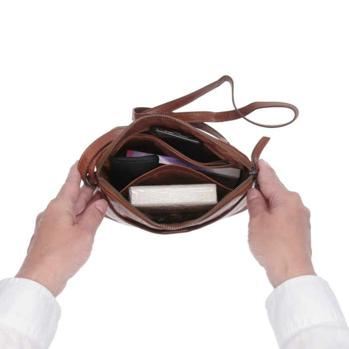 Kožená kabelka Noelia Bolger – NB 2053 C