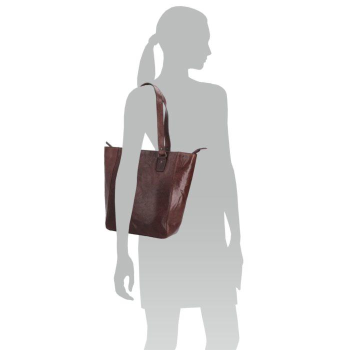 Kožená kabelka Noelia Bolger – NB 2057 H