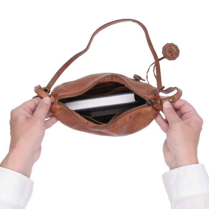 Kožená kabelka Noelia Bolger – NB 2060 H