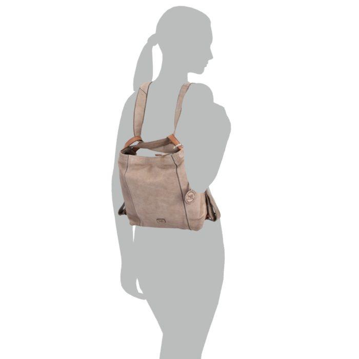 Kožená kabelka Noelia Bolger – NB 2061 SS