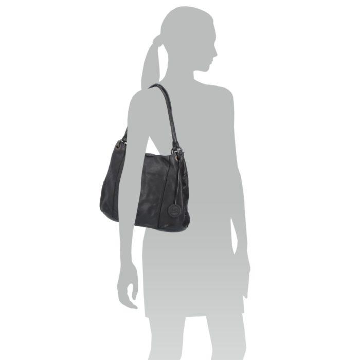 Kožená kabelka Noelia Bolger – NB 2063 C