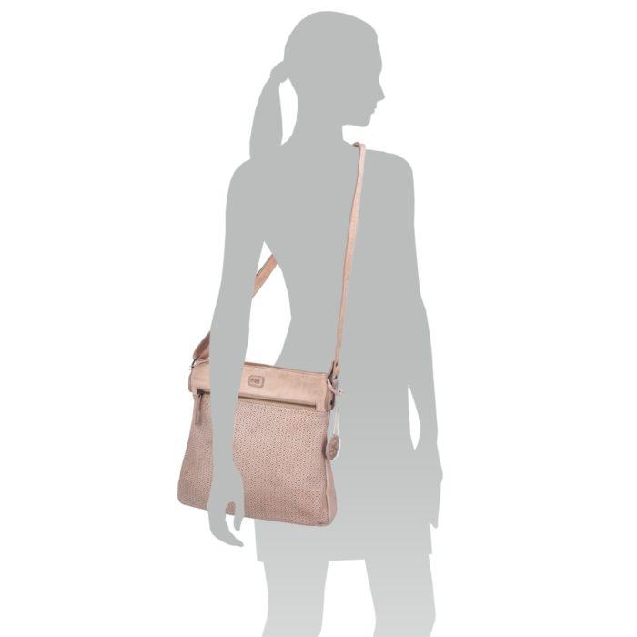 Kožená kabelka Noelia Bolger – NB 2067 R