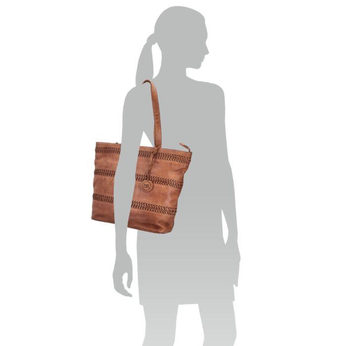 Kožená kabelka Noelia Bolger – NB 2069 KO