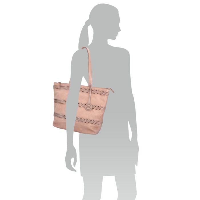 Kožená kabelka Noelia Bolger – NB 2069 R
