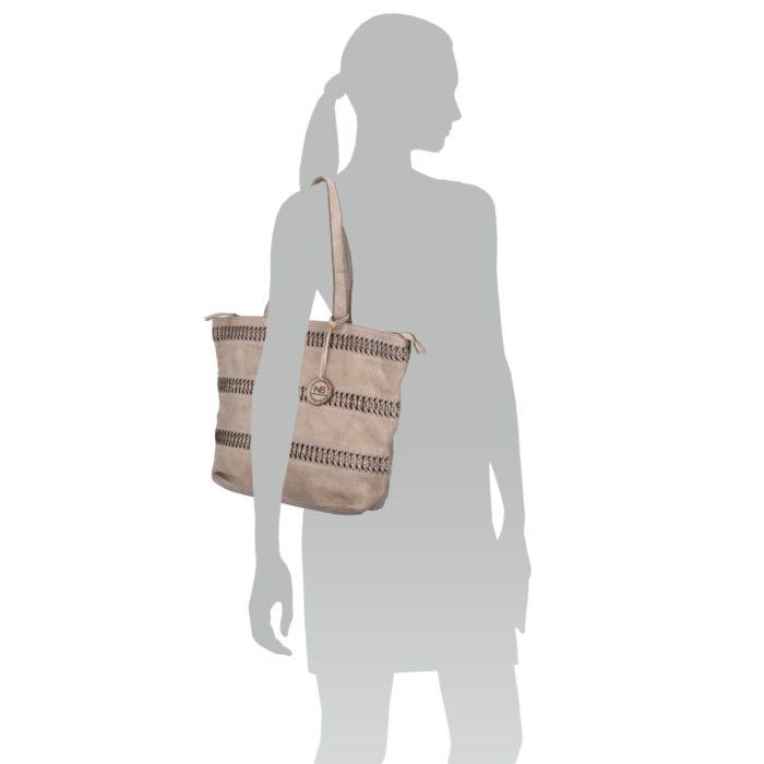 Kožená kabelka Noelia Bolger – NB 2069 SS