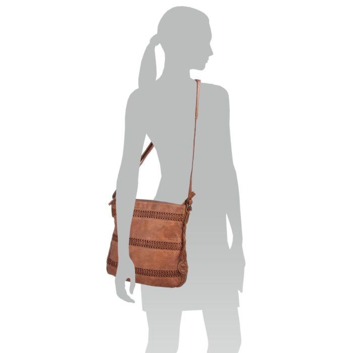 Kožená kabelka Noelia Bolger – NB 2070 KO