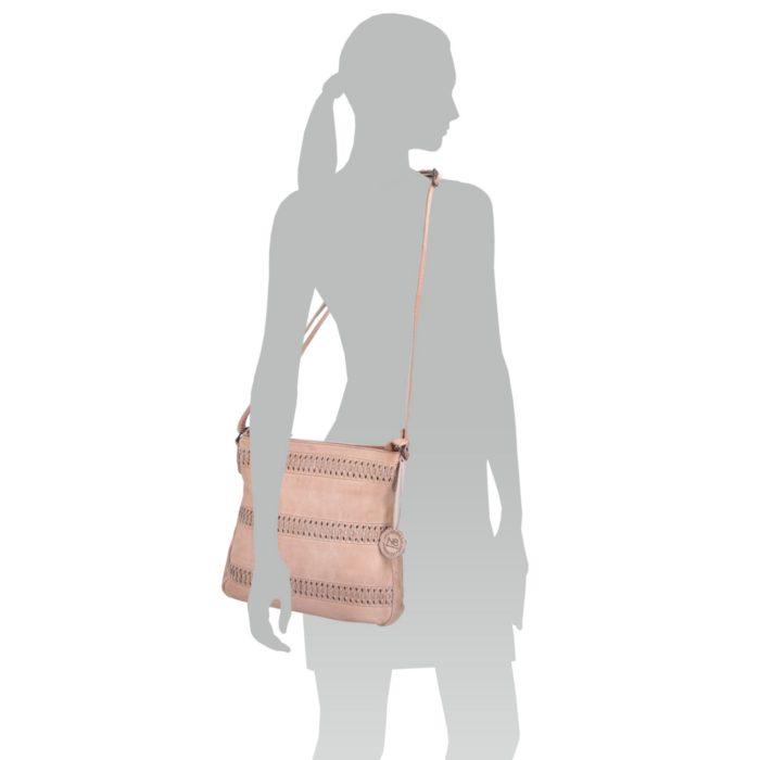 Kožená kabelka Noelia Bolger – NB 2070 R
