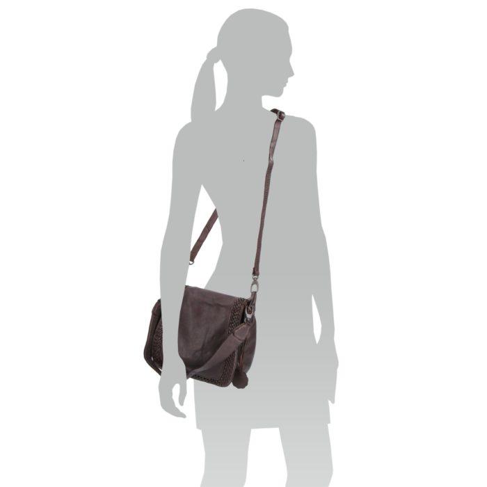 Kožená kabelka Noelia Bolger – NB 2071 H
