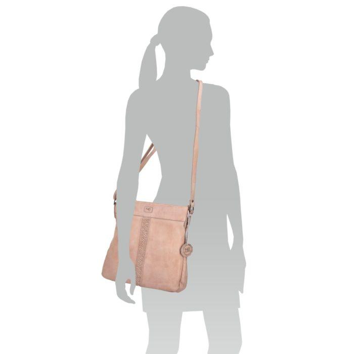 Kožená kabelka Noelia Bolger – NB 2072 R